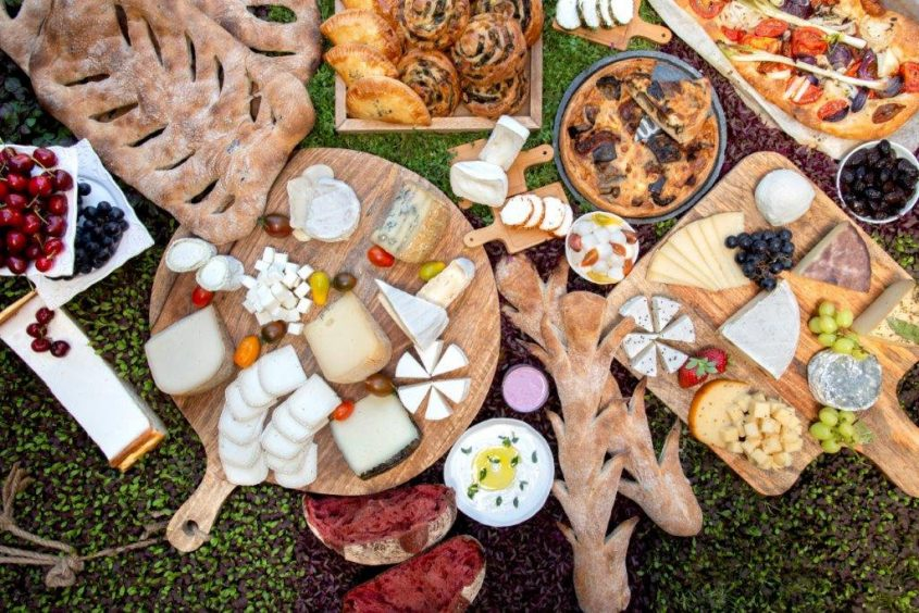 בופה ירידים חגים חג מזון אוכל בישול קולינריה גסטרונומיה