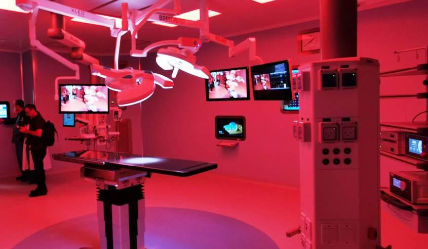 חדר ניתוח חדש בברזילי