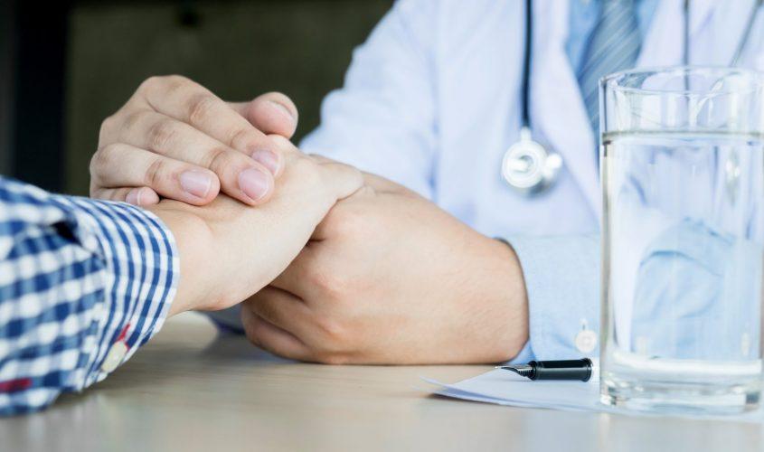 רופא וחולה. אילוסטרציה: א.ס.א.פ קריאייטיב / INGIMAGE