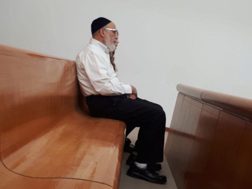 הרב יהודה בן דוד בבית המשפט
