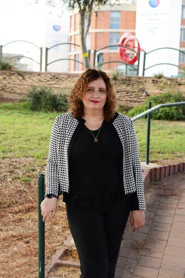 דר נורית זוסמן מנהלת בית הספר האקדמי. קרדיט: צילום רפואי ברזילי