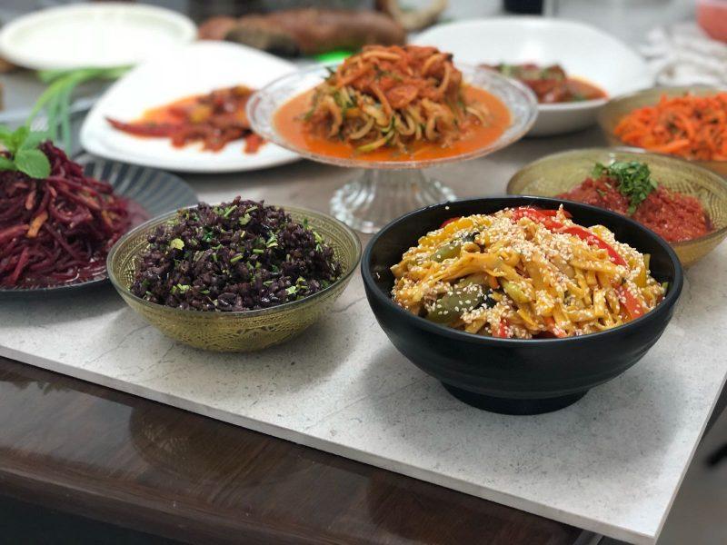 האוכל עומד בתקנות מחמירות של בטיחות מזון (צילום: צילום עצמי)