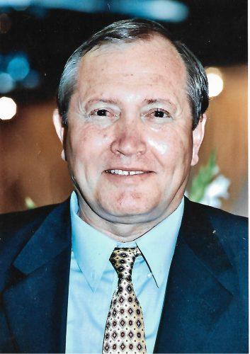 """ממייסדי הכדורעף בעיר. נתן פרידמן ז""""ל. צילום: באדיבות המשפחה"""