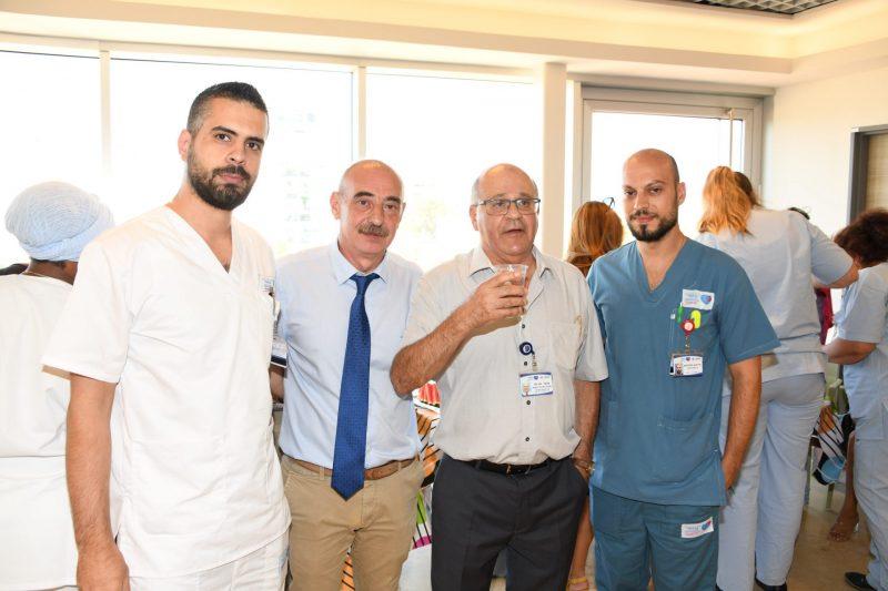 מרכז שיקום חדש במרכז הרפואי ברזילי. קרדיט: צילום רפואי ברזילי