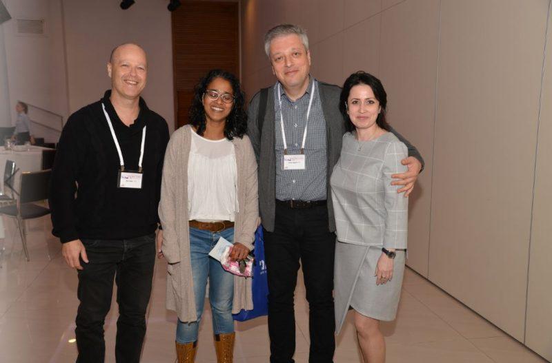 צוות המכון האונקולוגי במרכז הרפואי ברזילי. קרדיט: צילום רפואי ברזילי