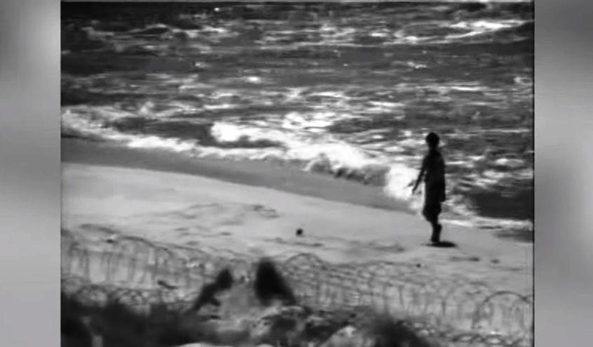 אברה מנגיסטו חוצה את הגבול