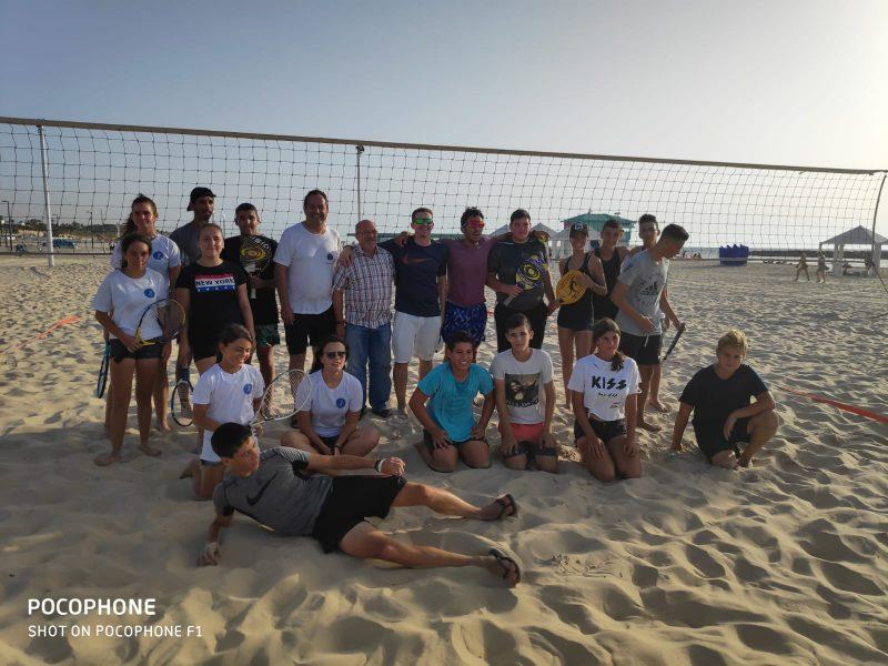 ״גאוות יחידה״ (צילום: מרכז הטניס והחינוך אשקלון)