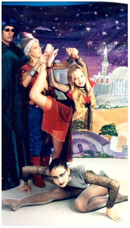 מופע אלאדין (צילום: סלבה מדורסק)