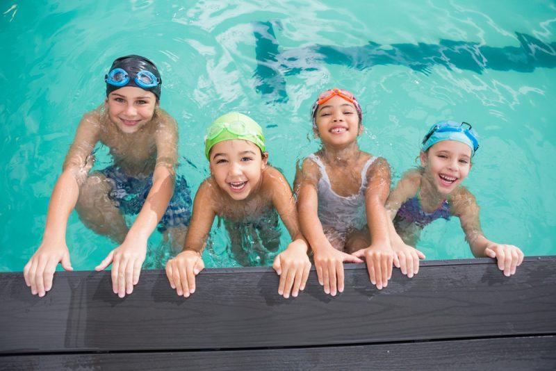רוב ילדי אשקלון למדו לשחות בבית הספר (אילוסטרציה ממאגר shutterstock, צילום: wavebreakmedia)
