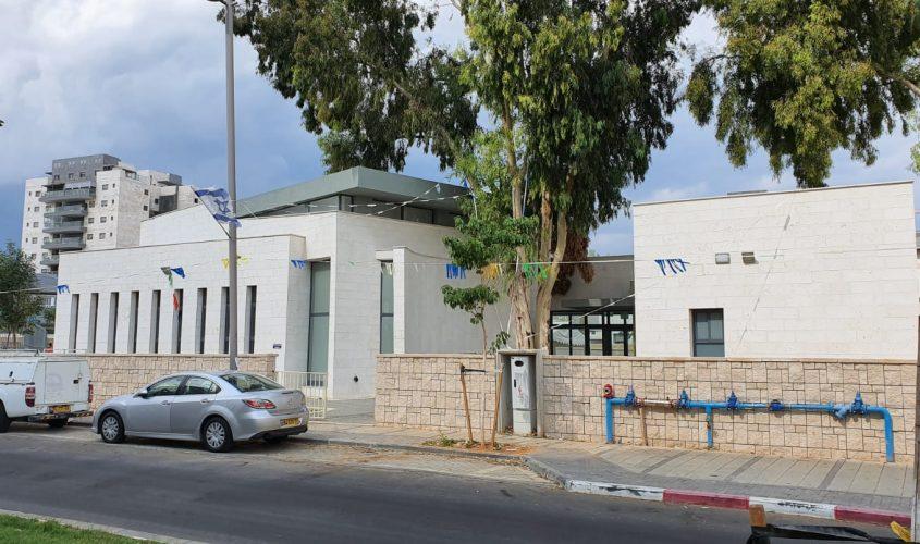 בית הכנסת באגמים
