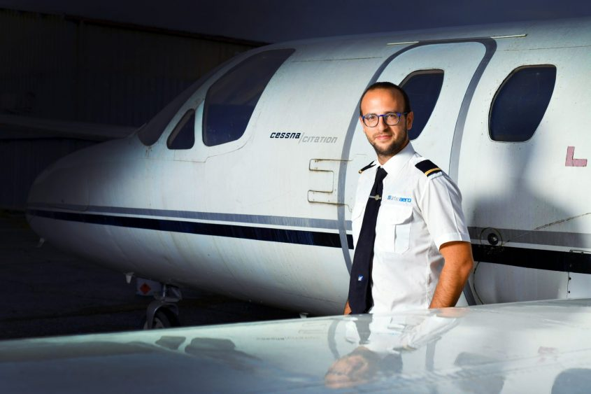 פרנצ'סקו הטייס. צילום: מורן ניסים