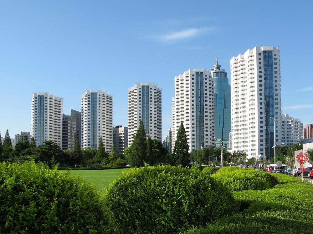 פרויקטים חדשים באשקלון (תמונה ממאגר shutterstock, אילוסטרציה: Sun Xuejun)