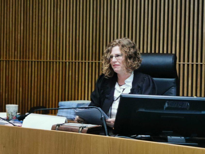 השופטת לימור מרגולין-יחידי