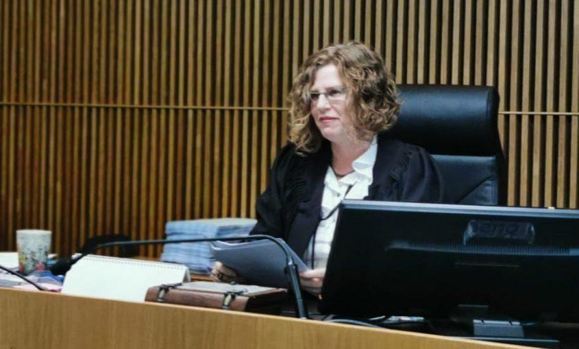 השופטת לימור מרגולין יחידי