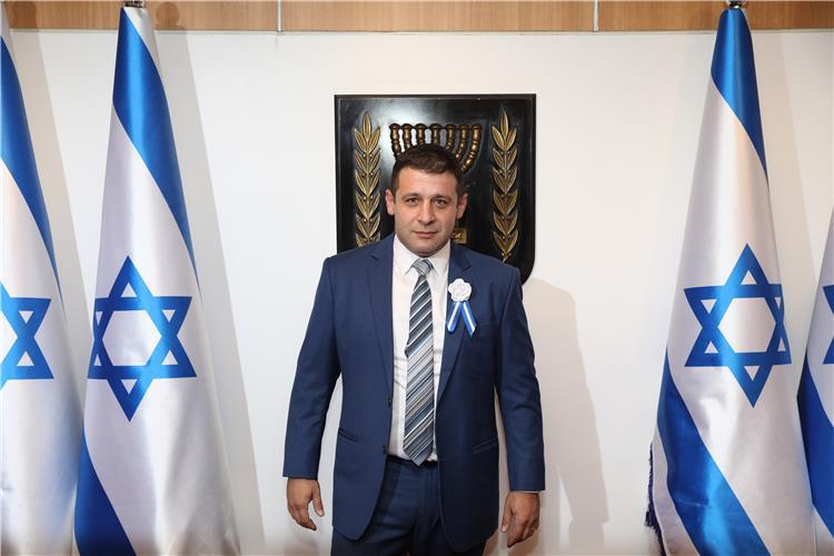 חבר הכנסת אלכס קושניר. צילום: אתר הכנסת