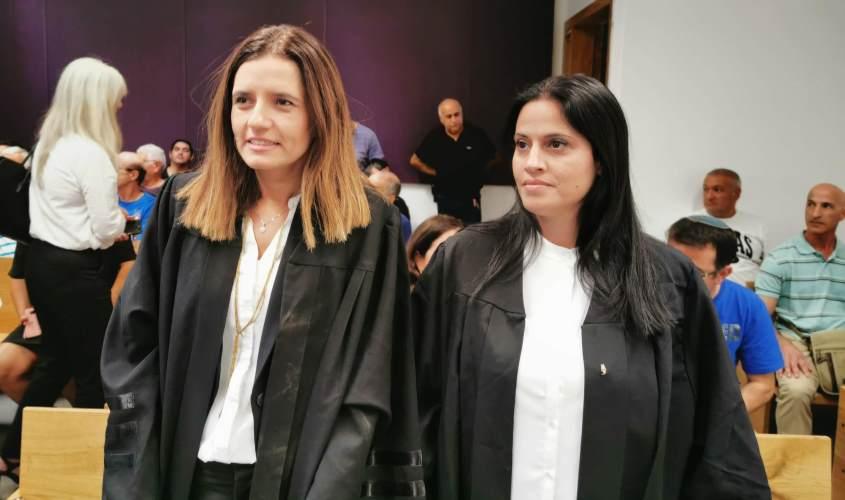 עורכות הדין הילה גבאי וקרן צבירן