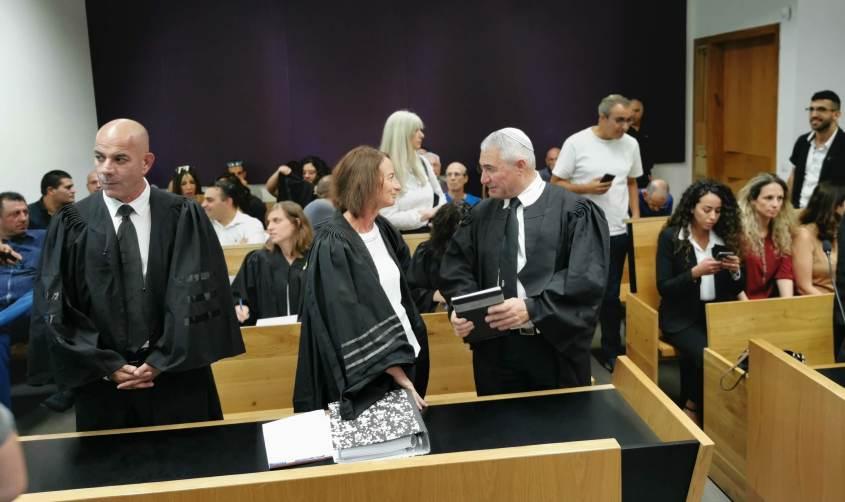 רגע לפני הכרעת הדין בפרשת שמעוני