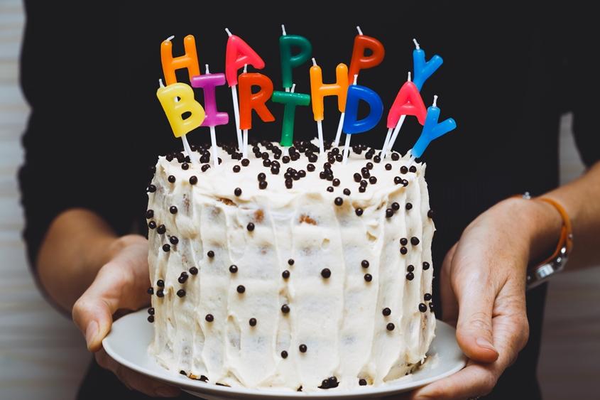 עוגת יום הולדת. צילום: א.ס.א.פ קריאייטיב/INGIMAGE