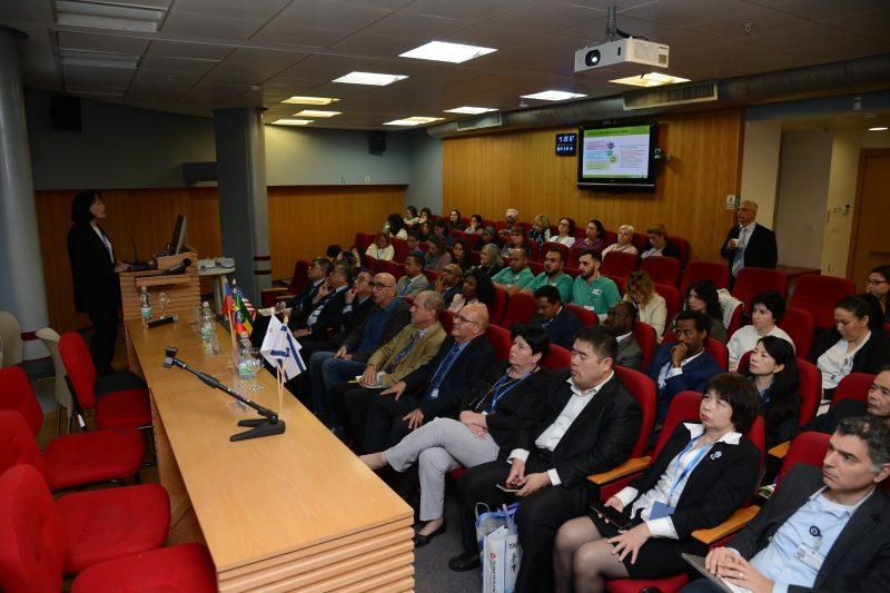 כנס בינלאומי חובק עולם בנושאי מדע, קליניקה ומחקרים (צילום: יח״צ בי״ח ברזילי)
