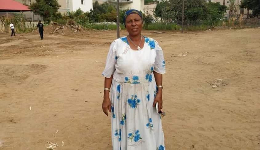 הולואגרש, אמא של ירוס, לאחר ההרס בגינה