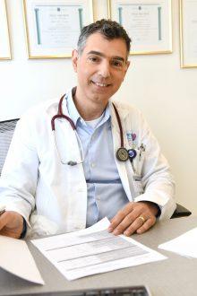 """ד""""ר אמיר בר-שי. צילום: מורן ניסים, צילום רפואי ברזילי"""