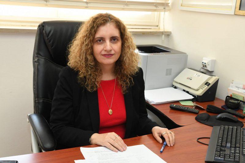 """ד""""ר נורית זוסמן מנהלת האקדמיה לסיעוד (צילום: מורן ניסים/דוד אבי עוז - דוברות/צילום רפואי ברזילי)"""