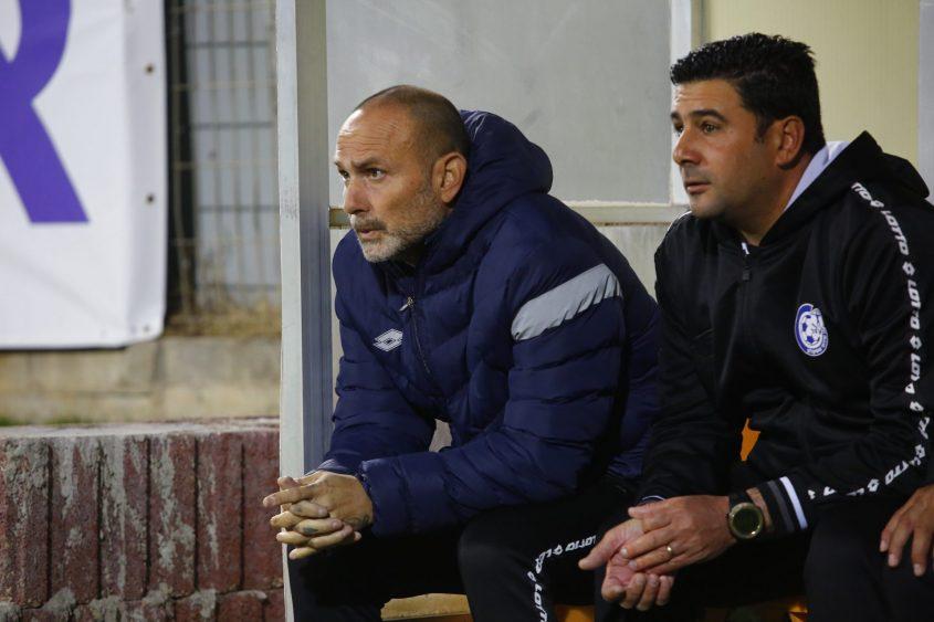 אמיר כהן ומוטי איווניר. צילום: פבל