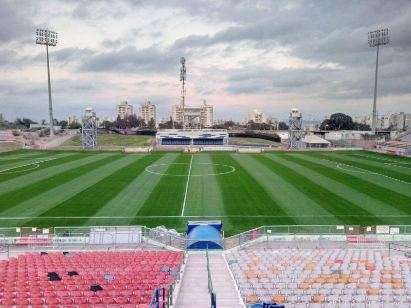 האצטדיון המחודש