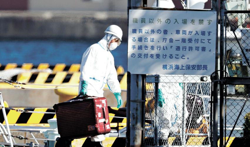 קורונה. צילום: KIM KYUNG HOON/REUTERS
