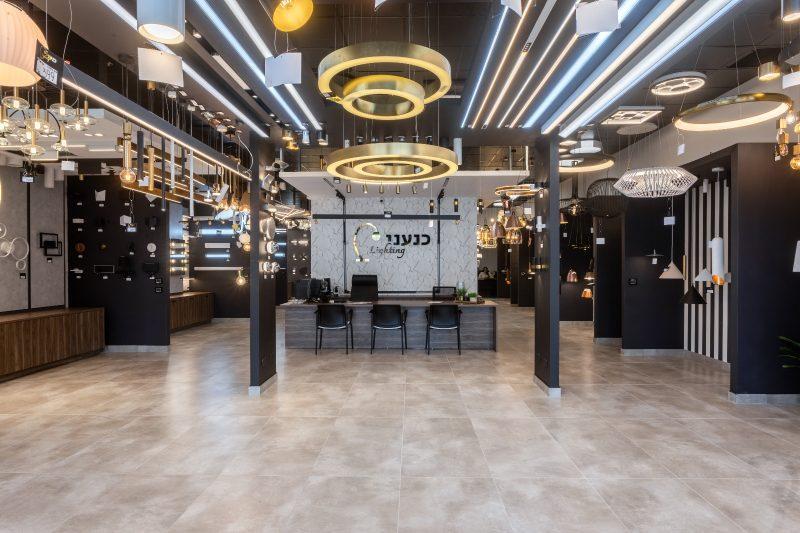 """חנות תאורה מומלצת בדרום: הכירו את רשת """"כנעני"""". התמונה באדיבות רשת כנעני"""