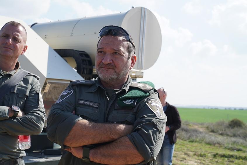 ניצב יעקב שבתאי. צילום: דוברות משטרת ישראל