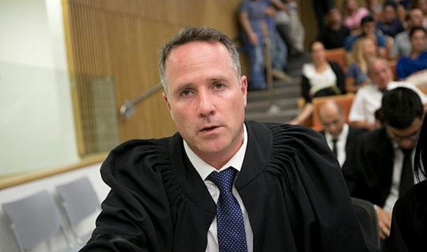 עורך דין שרון נהרי. צילום: תומר אפלבאום