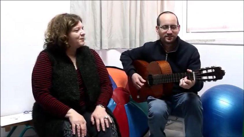 טיפול במוזיקה במעון