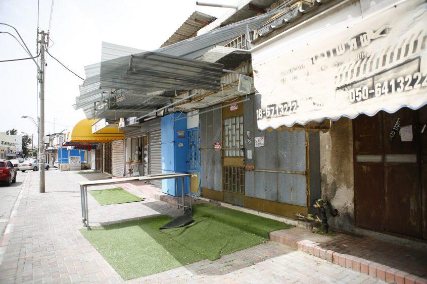 רחוב העבודה. צילום: פבל