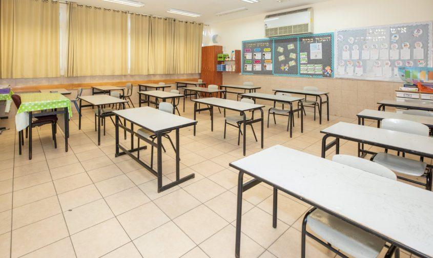 כיתת לימוד. צילום: סיון מטודי