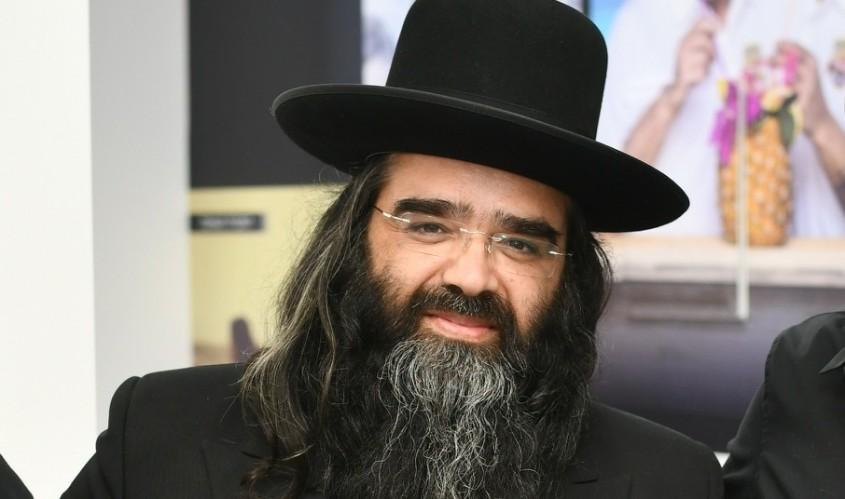 הרב גלעד בן ברוך. צילום: מתן נעים