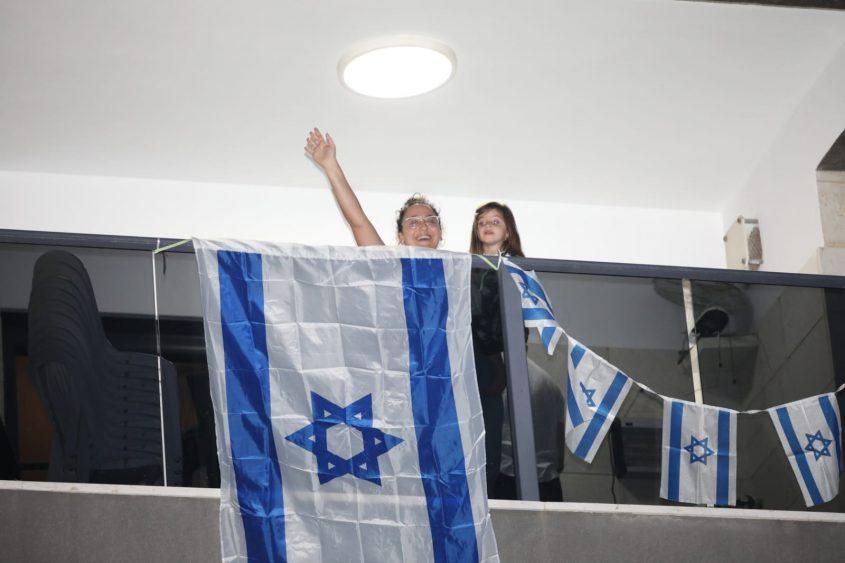 יום עצמאות 2020 באשקלון. צילום: אדי ישראל וסיון מטודי