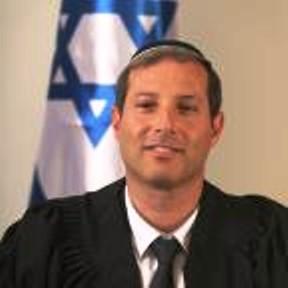 השופט אבישי כהן. צילום: אתר הרשות השופטת