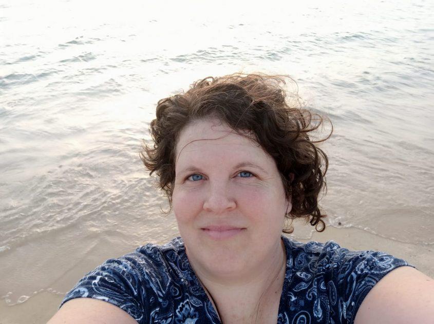 רונית דורות. צילום עצמי
