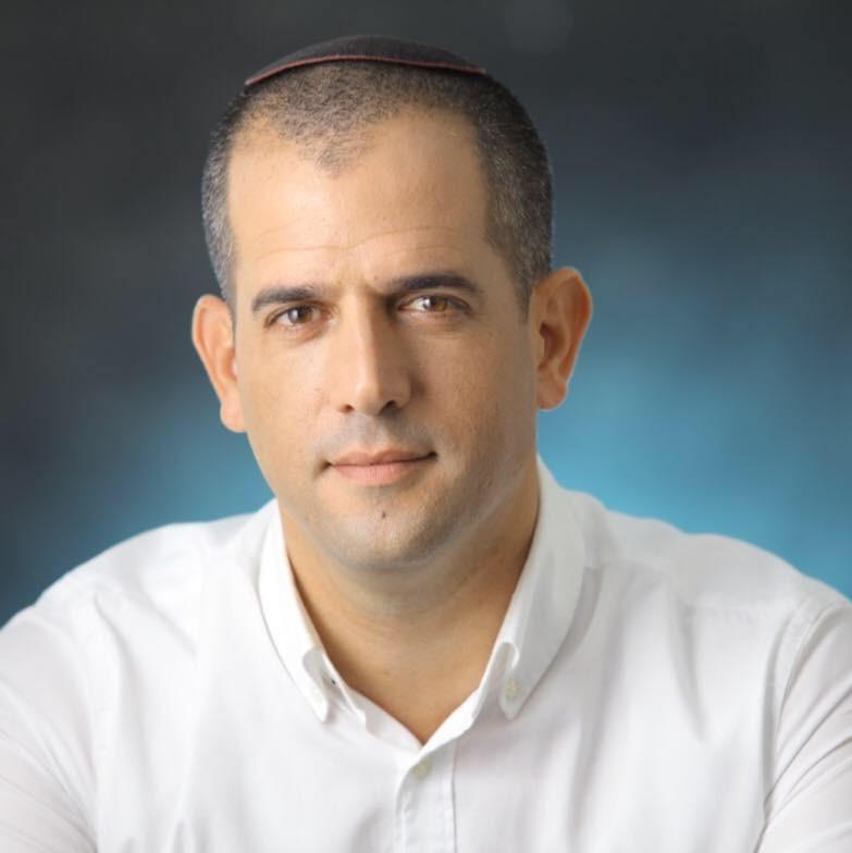איתמר רביבו, ראש מועצת חוף אשקלון