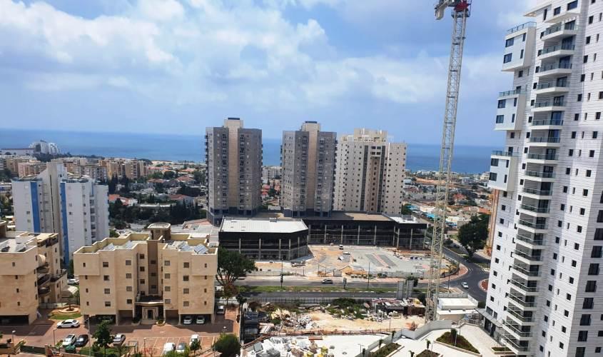 פרויקט רז על המים בשדרות ירושלים