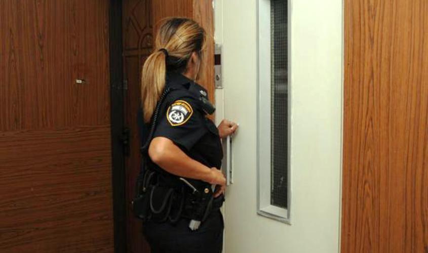 שוטרת. צילום ארכיון: משטרת ישראל. למצולמת אין קשר לכתבה