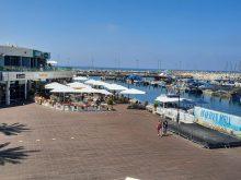 קולינריה במרינה: אוכל, קניות והנאה לכל המשפחה מול הים באשקלון. צילום עצמי
