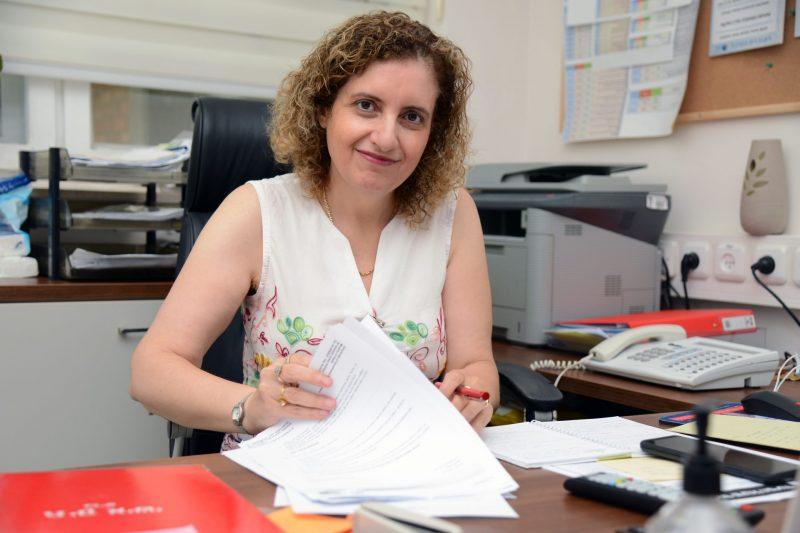 """ד""""ר נורית זוסמן. קרדיט צילום: מורן ניסים צילום רפואי / דוברות ברזילי"""