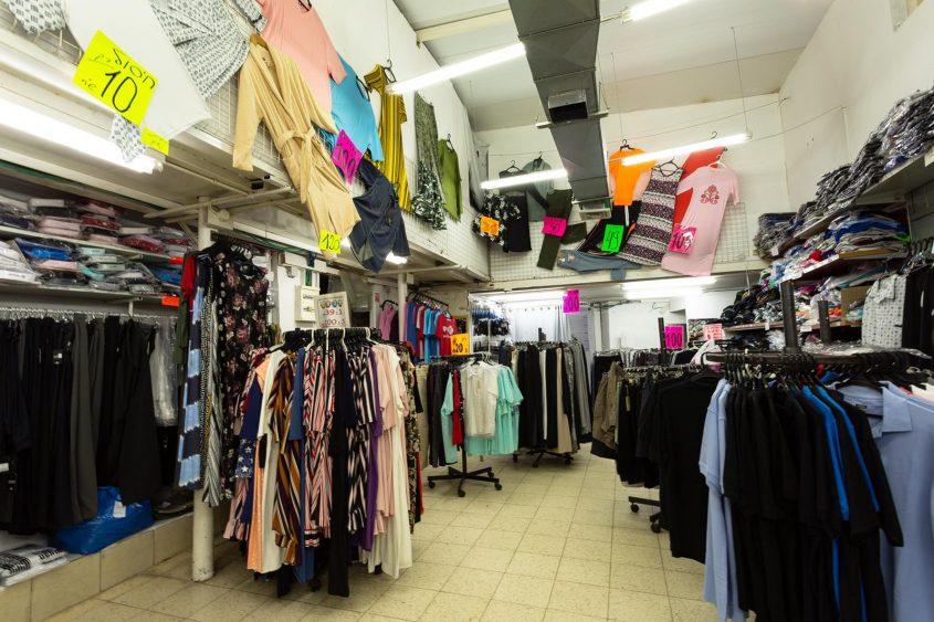חנות הבגדים רוני ורינה צילום: רוני ורינה.