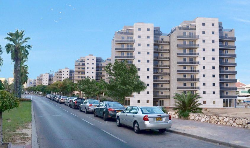 """כך ייראה רחוב שפירא. הדמיה: אדריכל בני מגדמן וישראלי גולד בע""""מ"""