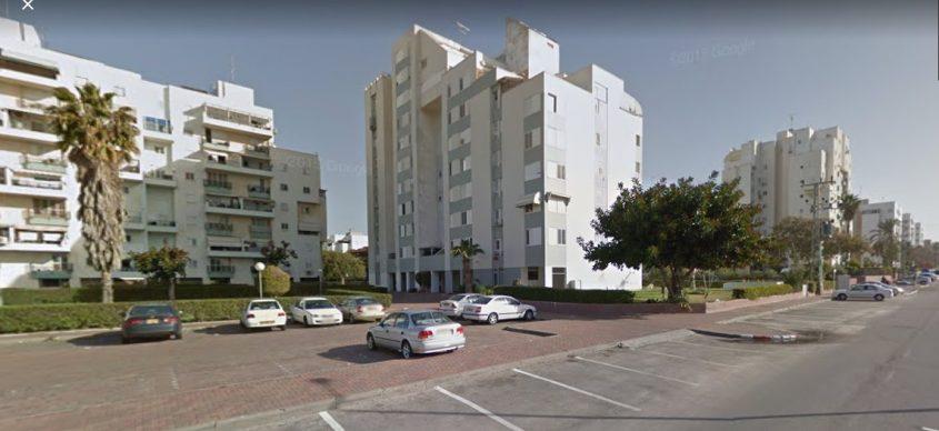 רחוב איילה אשקלון