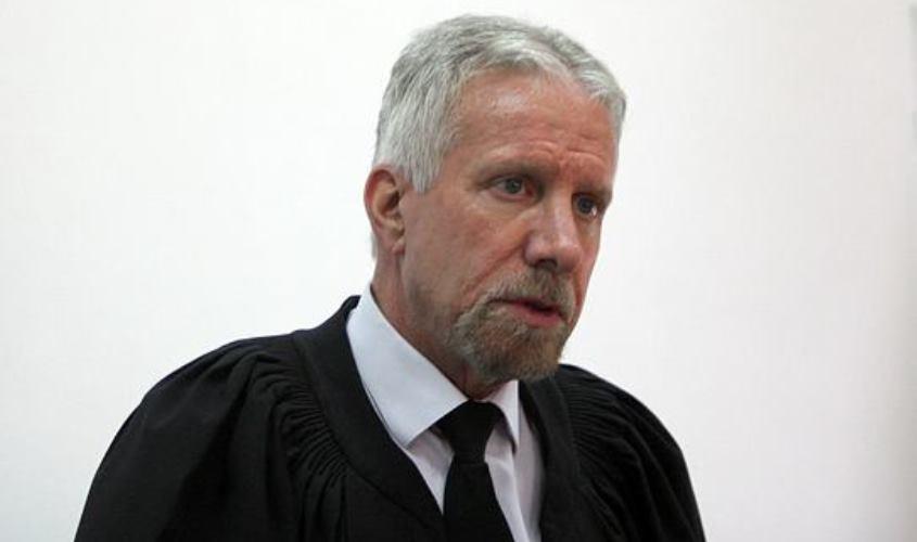 השופט צבי סגל. צילום: טס שפלן