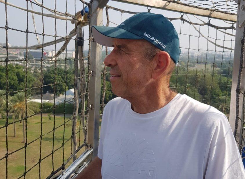 שלמה גליקשטיין. תמונה מהאלבום המשפחתי