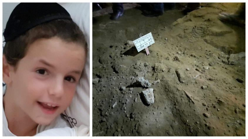 """קברו הטרי של דוד ישראל אוחיון ז""""ל"""